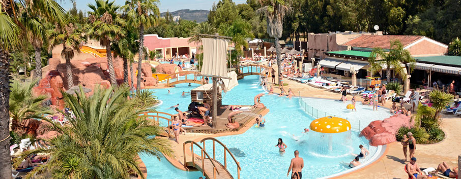 camping palmiers var