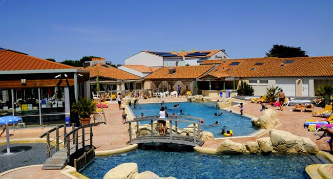 Camping Airotel les Gros Joncs