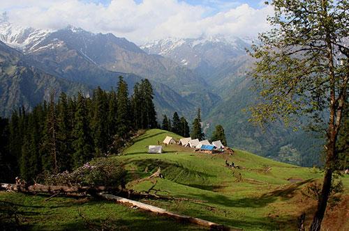 village vacances camping