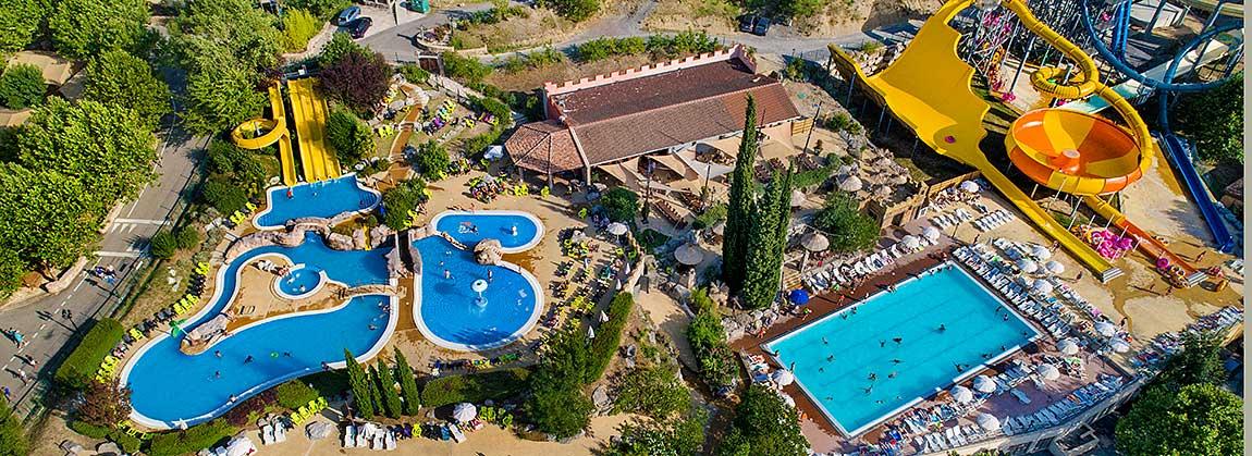 Ciela Village, un chaine de campings dans le sud de la France