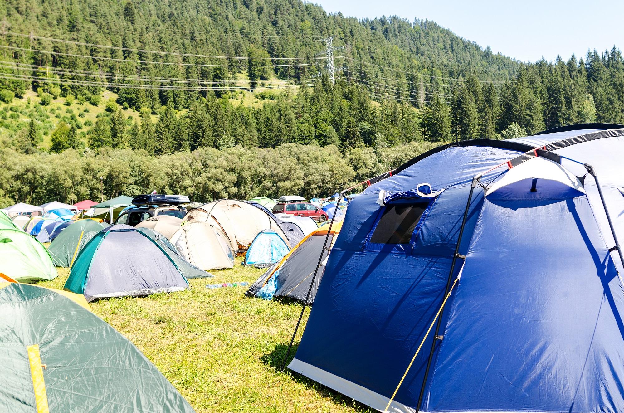Camping Sea Green Erreka