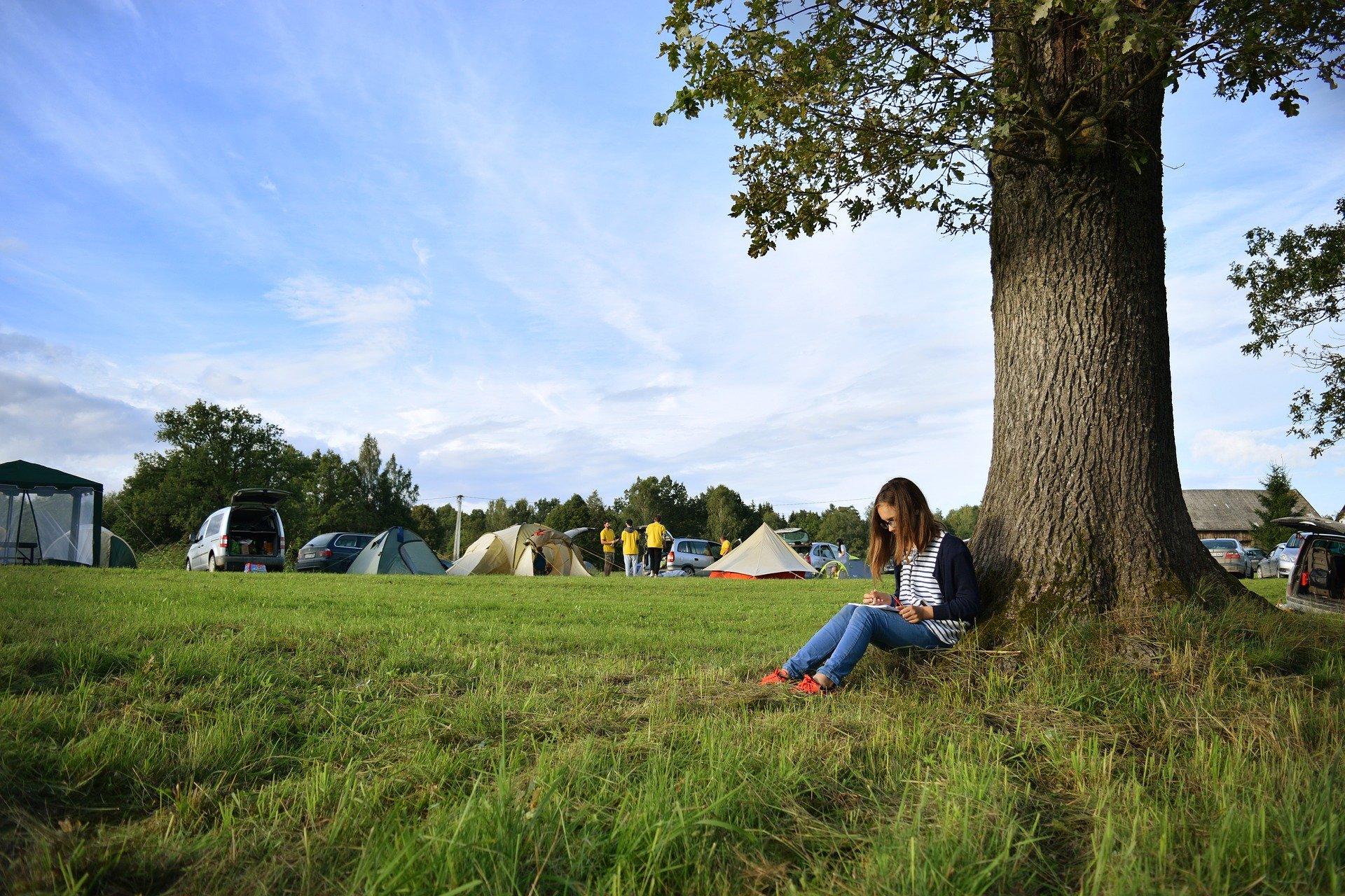 Camping Vagues Océanes Le Bellevue