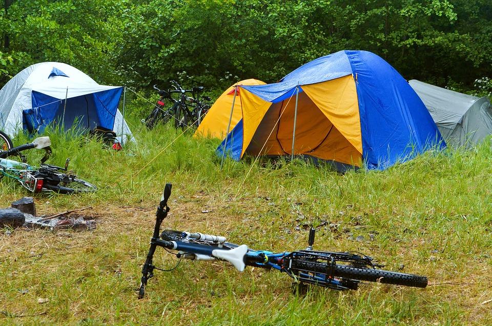 Camping Vagues Océanes le Suroit